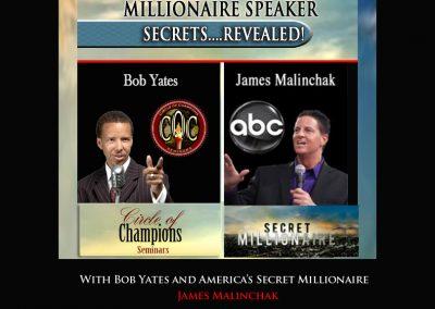 Millionaire Speaker Secrets New Promo-2019