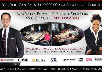 Speakers Mastermind with Bob and Annetta Banner-2020-Top