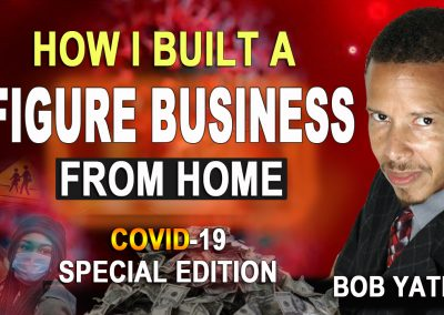 HOW I BUILT A 6-FIGURE BUSINESS THUMB-Covid-19-Red